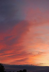 Pink cotton candy sky (Pwern2) Tags: greatlakes clouds sunrise toronto the6 6 to lakeontario lake ontario scarborough scarboroughbluffs highlandcreek rougeriver landscape nature canada canadian freshwater lakes sky pink pier marina