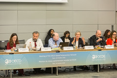 Meeting of the OECD Global Parliamentary Network Paris October 2018 (oecdparliamentarians) Tags: 2018 oecd ocde conferencecenter gpn meeting globalparlementarynetwork paris fra
