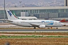 EI-STA Boeing 737-31S ASL Airlines (Ireland) Aer Lingus AGP 17-09-18 (PlanecrazyUK) Tags: lemg malaga–costadelsolairport malaga costadelsol