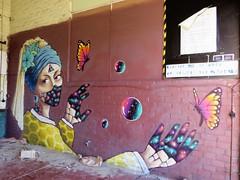 Huascaya / De Porre - 24 sep 2018 (Ferdinand 'Ferre' Feys) Tags: gent ghent gand belgium belgique belgië streetart artdelarue graffitiart graffiti graff urbanart urbanarte arteurbano ferdinandfeys huascaya
