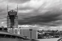 Nashville-49a (Tasmanian58) Tags: architecture nb bw blackwhite monochrome urban street building nashville tenessee usa loxia 50mm loxia50mm 250mm zeiss sony a7ii stphotographia