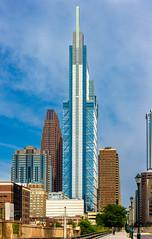 Comcast Technology Center (Eridony (Instagram: eridony_prime)) Tags: philadelphia philadelphiacounty pennsylvania centercity skyscraper