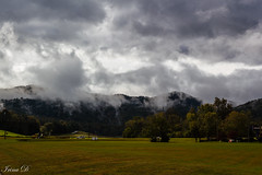 The sky is falling down (Irina1010) Tags: clouds low mountains smokies townsend landscape moody autumn morning canon 2018