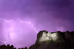Featured-Images_11_hd (eebling) Tags: landscape nature roadtrip travel america mtrushmore landmark monument clouds lightning sky color rain storm