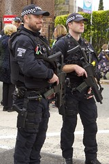 Armed Police (Terry Kearney) Tags: armedpolice merseysidepolice merseyside police policeman policecar guns people portrait hat policemen autumn canoneos1dmarkiv daylight day explore europe england kearney liverpool cityscape city liverpoolcitycentre oneterry outdoor terrykearney urban 2018