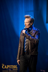 conan and friends 11.7.18 photos by chad anderson-7379 (capitoltheatre) Tags: thecapitoltheatre capitoltheatre thecap conan conanobrien conanfriends housephotographer portchester portchesterny comedy comedian funny laugh joke