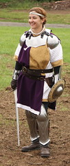 Lady Knight (Itinerant Wanderer) Tags: pennsylvania buckscounty wrightstown villagerenaissancefaire