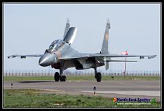 02 RED_TSE_26-05-18_3 (RWY07) Tags: astana tse uacc kadex 2018 kazakhstan air force sukhoi su30sm 02 red
