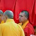 Faces of Wutai Shan Buddhist Garden: monks