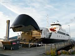 """Møysalen"" (OlafHorsevik) Tags: møysalen boreal sandnessjøen ferge ferga ferje ferja ferry"