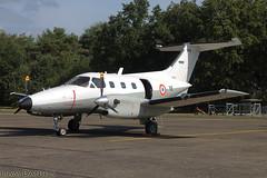 Embraer EMB.121AA Xingu - 078 - French Navy (TyAviationImages.co.uk) Tags: embraer emb121aa xingu 078 french navy