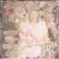Preserve Your Memories ... (virtually_supine) Tags: handheldart nostalgia weddingphotograph 18september1981 vintage verse bookendsbypaulsimon faded tinted textures grunge text pastels flowers snapseed icolorama picsart ipadartwork digitalartwork photomanipulation memories creative layers