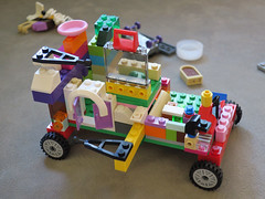 Car (Jo-Lee Photography & Art) Tags: legos car colors blocks creativity toddler imagination