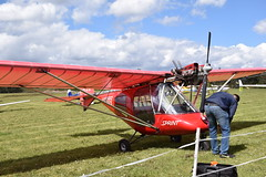 G-CBVA Thruster at c-more flying club (NathaTaggart C42) Tags: thruster microlight rotax912 cmoreflying cmore