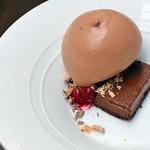 Valrhona Dark Chocolate Tart thumbnail