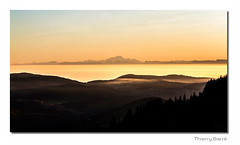 Paysage F3 Def Bd Sg Rd1 IMG_1556 (thierrybarre) Tags: mood ambiance pastel sunrise sunset alpes montblanc vallée brouillard rhône auvergne pilat
