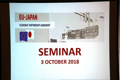 03-10-2018 BJA Supported Seminar on the EU-Japan EPA - JP 2018.10.02 EU-Japan EPA seminar IMG_0676