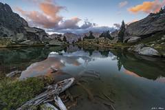 Atardecer en Subenuix (2) (sostingut) Tags: d750 nikon llacspirineus tamron haida lago río reflejo serenidad pirineos aigüestortes cordillera valle árbol bosque soledad otoño atardecer nubes color
