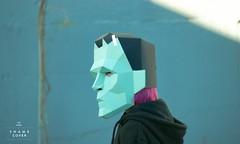 New masks ♀️♂️#etsy  #papercraft #art #polygons #diy #paperart #etsyseller #horror #mask #halloween #costume #shamecover #origami (SHAMEcover) Tags: etsy papercraft art polygons diy paperart etsyseller horror mask halloween costume shamecover origami