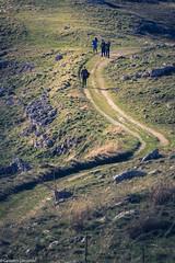 Escursione... (SDB79) Tags: escursione treking passeggiata montagna rocca calascio abruzzo