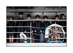 Cadets du Mire, bateau école Russe (SiouXie's) Tags: color couleur fujixe2 fuji fujifilm siouxies 1855 55200 bateau mire voilier boat seine pont