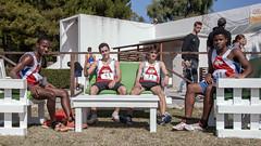 Mamadou Barkinden Diallo, Fausto Marino, Andrea Virgili, Chiemezie Eboh