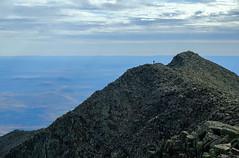 South Peak, Mount Katahdin (jtr27) Tags: dscf2393xl jtr27 fuji fujifilm xt20 xtrans xf 1855mm f284 rlmois kitlens kitzoom southpeak baxterpeak mount mountain katahdin baxterstatepark maine newengland hike hiking landscape