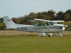 G-PDSI Cessna 172N (c/n 70420) Popham (andrewt242) Tags: gpdsi cessna 172n cn 70420 popham