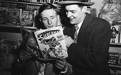Superman comic book 1949 (Michael Vance1) Tags: comics comicbooks cartoonist art adventure artist anthology superhero