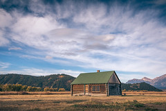 A Once Vibrant Community (Susan.Johnston) Tags: grandtetonnationalpark wyoming mormonrow mormonrowhistoricdistrict building structure historic historicalbuilding nationalpark