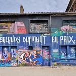 Graffiti Le Gabut, La Rochelle thumbnail