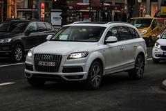 Poland Indiv. (Dolnoslaskie) - Audi Q7 4L 2013 (PrincepsLS) Tags: poland polish license plate d dolnoslaskie noir germany berlin spotting audi q7 4l