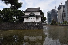 Imperial palace grounds (carrieegibson) Tags: travel photography japan architecture tokyo