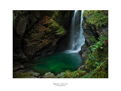Green lagoon (MaxSerres) Tags: photo2018 ariège paysages cascade