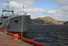 French Naval Vessel (jvde) Tags: newfoundland nikond200 stjohns