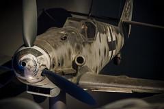 DSC_8216 (Warren Meyer) Tags: australianwarmemorial messerschmitt bf109 museum canberra awm