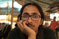 Lucid (SuranjanDasIndia) Tags: 1300d india rebelt6 canon glasses jaipur portrait portraits rajasthan suranjandas