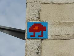 Space Invader MARS_01 (tofz4u) Tags: 13 bouchesdurhône marseille 13000 provencealpescôtedazur mars01 red blue bleu rouge reactivated restauré spacerescueintl reactivationteam streetart artderue invader spaceinvader spaceinvaders mosaïque mosaic tile
