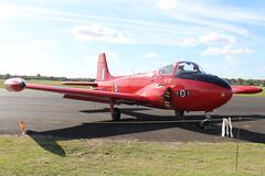 IMG_9654 (routemaster2217) Tags: northweald aviation aeroplane aircraft jetaircraft fighterjet trainingaircraft jettrainer bacjetprovostt3a britishaircraftcorporation jetprovostmk3a rollsroyceviper royalairforce raf hayehouseaviationltd xn459 gbwot