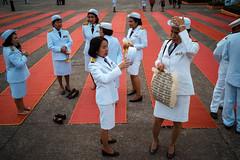 * (Sakulchai Sikitikul) Tags: street snap streetphotography summicron songkhla sony 35mm thailand hatyai geometry a7s leica uniforms