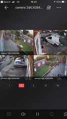 "Hikvision 4K DVR, 5 Megapixel Dome Vandal Proof Cameras CCTV System Installed in HA2 North Harrow, London, England, UK. • <a style=""font-size:0.8em;"" href=""http://www.flickr.com/photos/161212411@N07/45553481092/"" target=""_blank"">View on Flickr</a>"