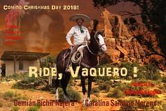 Ride, Vaquero!  Produced by Solano Snapper (SolanoSnapper) Tags: mixmasterchallenge ridevaquero movieposter 6ws