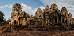 Bayon – Temple (Thomas Mülchi) Tags: bayon temple angkor siemreap cambodia 2018 siemreapprovince angkorthom panorama architecture panoramic krongsiemreap kh