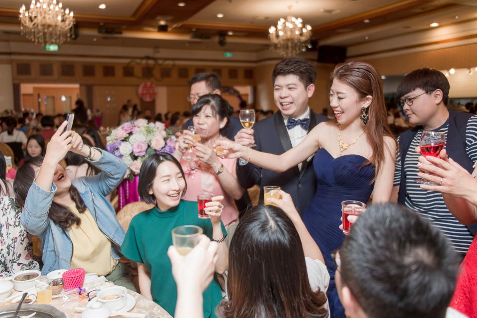 台南婚攝 海中寶料理餐廳 滿滿祝福的婚禮紀錄 W & H 111