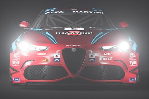 20181024 Projekt86 Alfa Romeo Giulia GTA 2018 studio 2