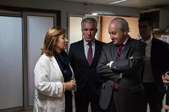 Rui Rio visita o Centro Hospitalar da Póvoa de Varzim