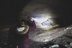 Underground discovery (emmanuelbrossier.com) Tags: underground carrières carrièresabandonnées career light night nightphotography nightshot exploration explorationurbaine explo urbanexploration neverstopexploring