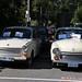 Vintage East German & Polish cars