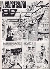 Skorpio Raccolta #191 / I Successori (micky the pixel) Tags: comics comic fumetti heft sf scifi sciencefiction euraeditoriale skorpio olivera isuccessori supermarkt store roboter robot