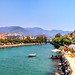 Bozyazı Sini çayı. Panorama (Akcan PhotoGraphy) Tags: bozyazı sini çay panorama mersin manzara landscape eos760d canoneos760d turkey boat tekne river